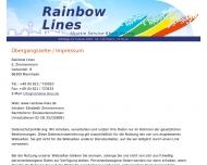 Bild Rainbow Tours Personenbeförderung u. Kurierdienst GmbH