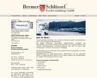 Bild Bremer Schlüssel Frachtvermittlungs GmbH Transporte