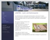 Bild LASETRA GmbH Land- und Seetransporte