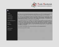 Website Kordysiak Ralph