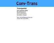 Bild Copy-Trans Transporte