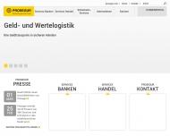 Bild Webseite SecurLog München