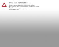 Bild Haas Transporte GmbH & Co. KG