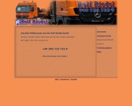 Bild Riedel Rolf Transport Montage Service GmbH