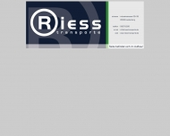Bild Webseite Rieß Herbert Weidenberg