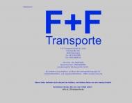 F+F Transporte GmbH Co KG