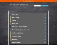 Bild Bauforum Generalunternehmer GmbH