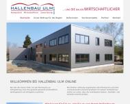 Bild HALLENBAU ULM GmbH
