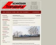 Schr?der-Transporte Tel. +49 391 2514737 email Info Schroeder-Transporte-Magdeburg.de