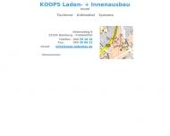 Bild Koops Laden- + Innenausbau GmbH