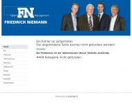 Website Niemann Friedrich