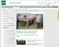 Bild Webseite BayWa Fluorn-Winzeln