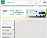 Website BayWa