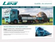 Bild Webseite  Friedewald