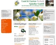 Bild Land- & Gartentechnik Spindler GmbH