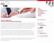 Bild FLEX-TIME Zeitarbeit GmbH