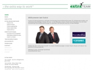 Extra Personalservice GmbH Home