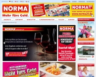 Bild Webseite Norma München
