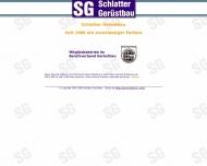 Bild Schlatter Gerüstbau und Hebetechnik GmbH