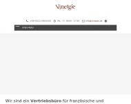 Bild VINERGIE Gesellschaft f. Weinagentur u. Weinmarketing mbH