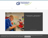 Mainfränkische Werkstätten GmbH Werkstätten für behinderte Menschen anerkannt nach 142 SGB IX