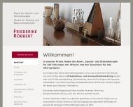 Bild Röbbert F. Praxis für Logopädie
