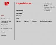 Bild Seippel Philine u. Schönfeld Christa Logopädische Praxis