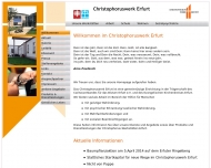 Bild Christophoruswerk Erfurt gemeinnützige Gesellschaft mit beschränkter Haftung