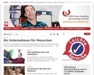 Bild Ulrichswerkstätten Augsburg (UWA) der CAB Caritas Augsburg Betriebsträger gGmbH Werkstätte für Menschen mit Behinderungen