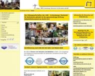 Bild LWB-Lichtenberger Werkstatt für Behinderte gGmbH Geschäftsführung - Betriebsstätte