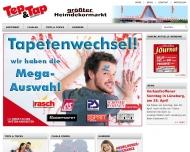 Bild Tep & Tap Teppich und Tapeten Märkte GmbH Zentralverwaltung