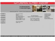 Bild Naturstein Alfred Andorf Grabdenkmäler, Granit- und Marmorwerk