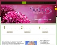Bild Solus Studio für Ganzheitliche Massage