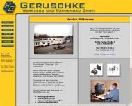 Bild Geruschke Werkzeug- und Formenbau GmbH