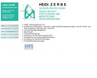 Bild HEIDI ZERBE INGENIEURBÜRO Gesellschaft für Planung und Messtechnik im Bauwesen mbH