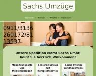 Bild Horst Sachs Gesellschaft mit beschränkter Haftung