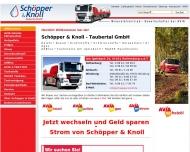 Bild Schöpper & Knoll-Taubertal GmbH