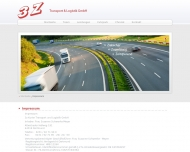 Website 3 Z - Kurier Transport und Logistik