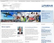 Bild Rhenus Freight Logistics GmbH & Co. KG