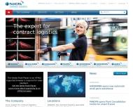 Website Panopa Logistik