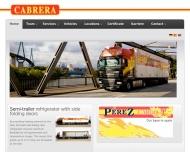 Bild Spedition CABRERA GmbH Internationale Spedition