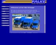 Bild Wilhelm Falke GmbH & Co. KG Internationale Spedition