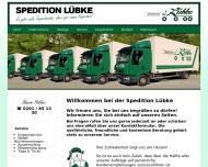 Bild Spedition S. Lübke GmbH