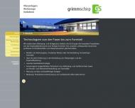 Bild Grimm-Schirp Maschinen- und Werkzeugbau GmbH