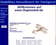 Bild Hasselbusch Uwe , Hellmuth Modellbau