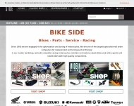 BikeSide - Racing- and Performance-Parts - Durmersheim Germany