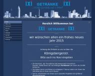 Bild IXI Getränke GmbH
