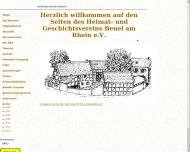 Bild Heimat- und Geschichtsverein Beuel am Rhein e.V.