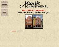 Bild Schmidwenzl Annemarie MusikGesch. Tonstudio