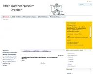 Bild Förderverein für das Erich Kästner Museum/Dresdner Literaturbüro e.V.